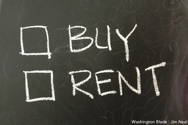 Rent a Home or Buy? Depends Where You Live