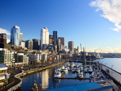 Seattle is reaching San Francisco levels of income inequality