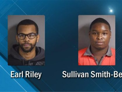 2 Iowa men charged in a home-invasion robbery, sex assault
