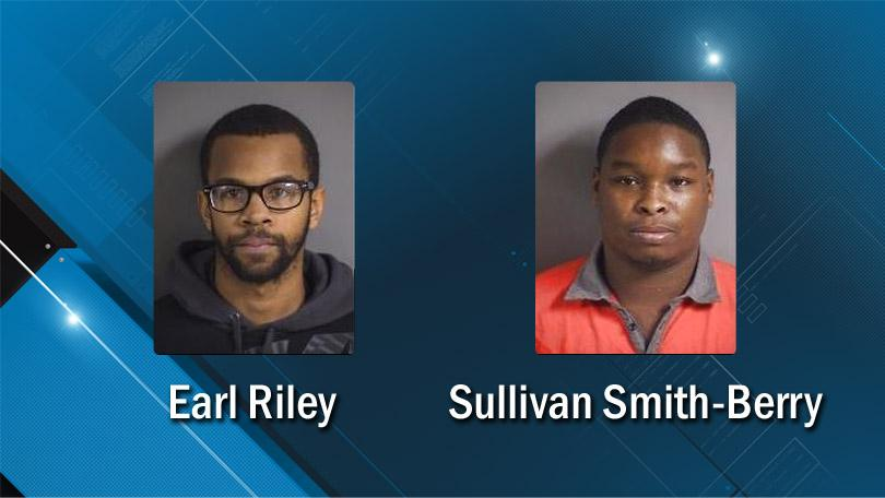 2 Iowa men charged in home-invasion robbery, sex assault