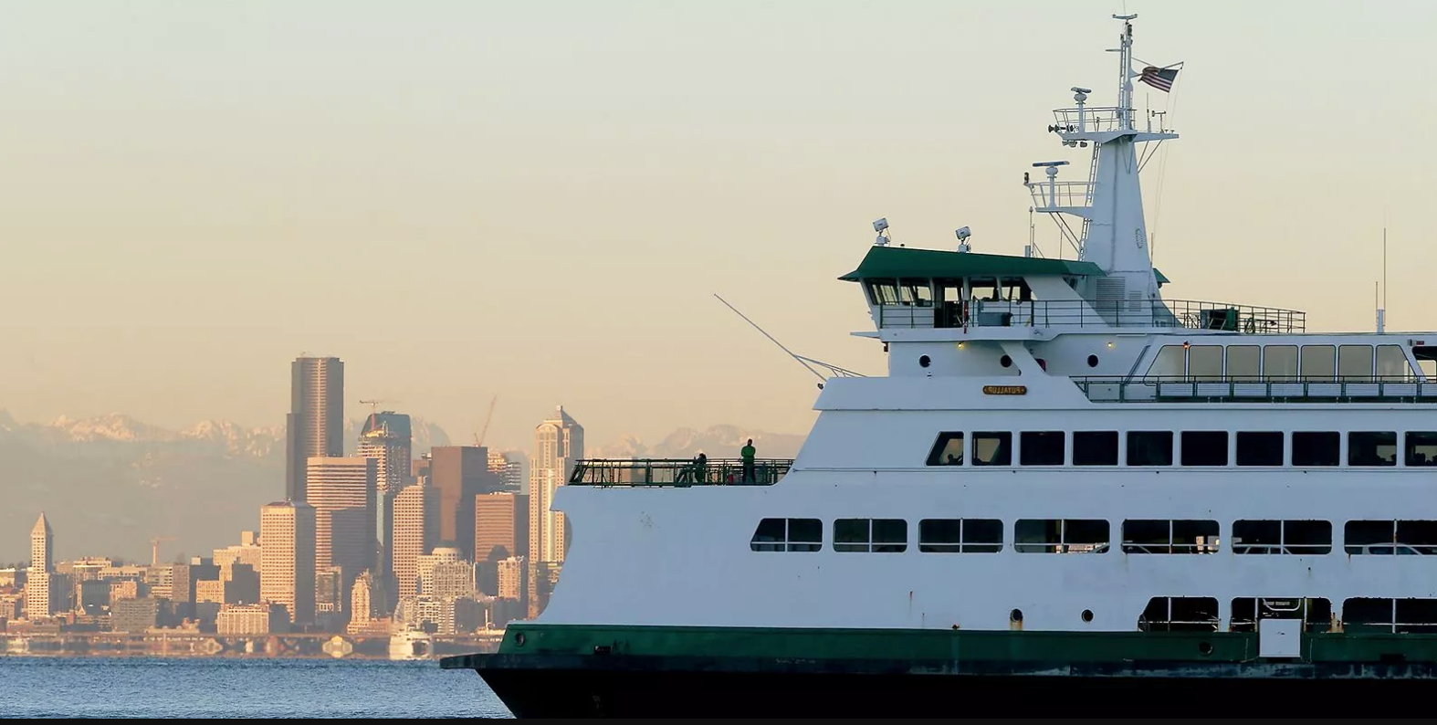 Big changes in schedule for Bremerton-Seattle fast ferry