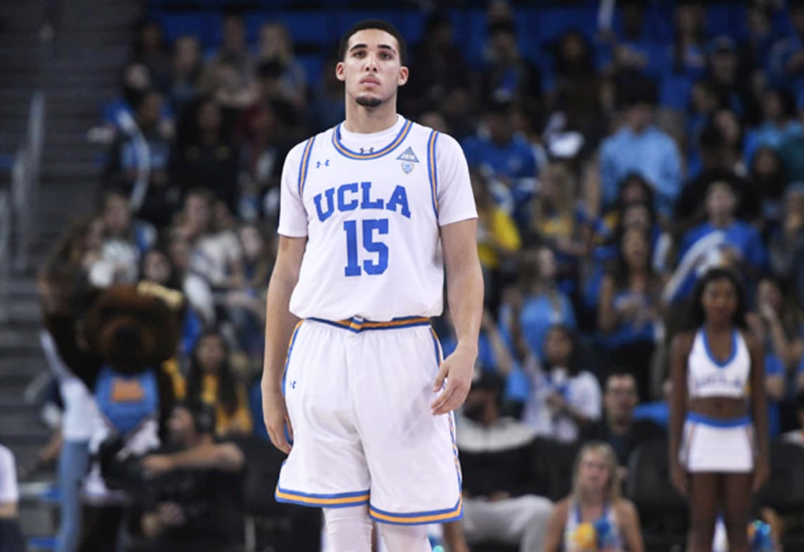 LaVar Ball Reportedly Pulls Son LiAngelo Out of UCLA