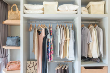 DIY: 15 Ways of Designing a Closet and Staying Clutter-free
