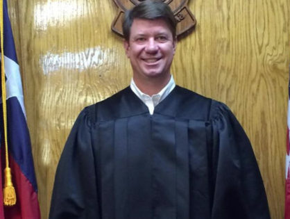 Texas Judge was arrested on charges of burglary, forgery and tampering with government documents