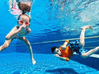 Reno is teaming up with the City of Sparks & Renown Health to offer free swimming for children