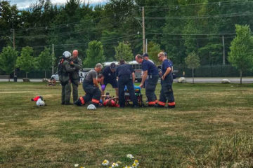Boston hiker rescued after boulder falls on her at Acadia Park