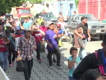 Threat to Close US Border Followed Another to Cut Off Aid to Central American Countries if 4,000 Migrants Weren't Stopped