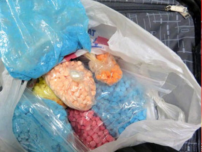 NYC Apartment Used As Black Market Pill Counterfeiting Factory: Oxycodone and Ecstasy Pills
