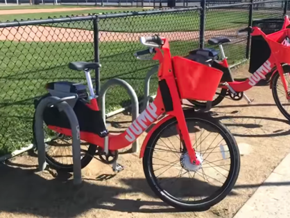 Uber's Jump E-Bikes Debut In Seattle