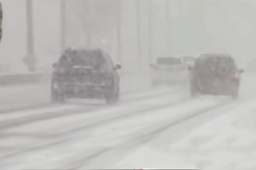 Over 400 Crashes Across Maryland As First Winter Storm Arrives