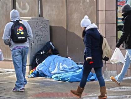 San Diego County has fourth-highest homeless population: Report