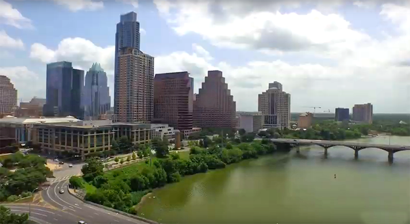 The cost of living in Austin is almost as expensive as NYC and LA