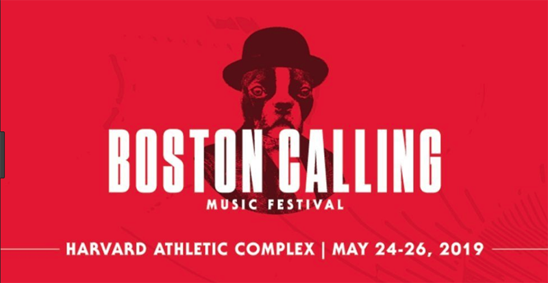 2019 Boston Calling Music Festival lineup