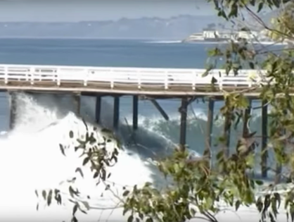 Los Angeles County to be hit with high surf
