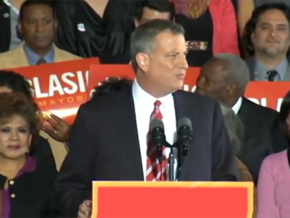 New Yorkers made it loud and clear that they don't want Blasio running for president in 2020