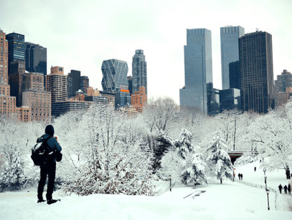 NYC to get sub-zero temperatures