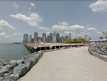 Woman's body found in water near Pier 4 in Brooklyn