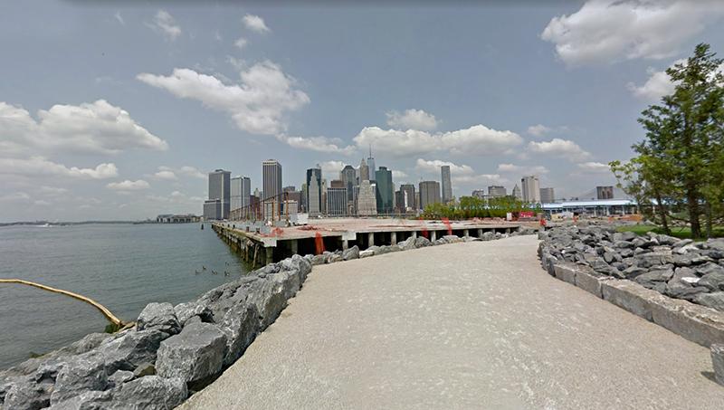 Woman's body found in water near Pier 4 in Brooklyn