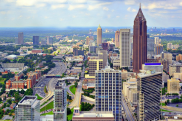 Atlanta is becoming the fastest growing city in America