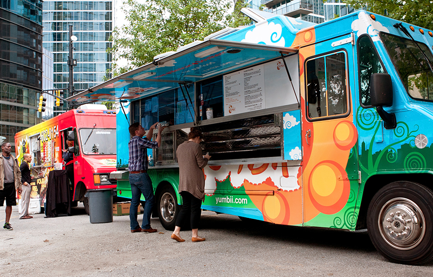 Denver's food truck services are booming