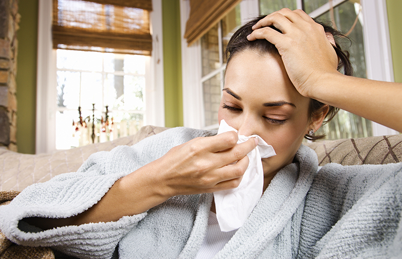 Flu-related deaths are on the rise in San Diego County