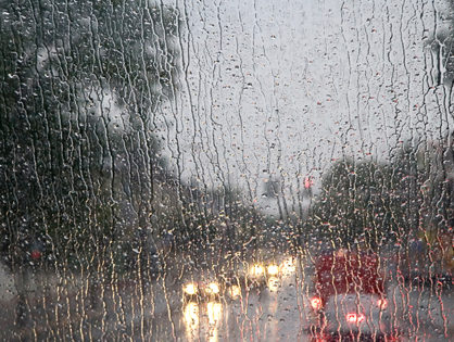Los Angeles County is finally getting the rain it desperate needs