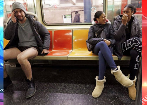 What you need to know about NYC's 'No Pants Subway Ride'