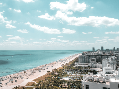 Miami-Dade County gets the green light to reopen beaches